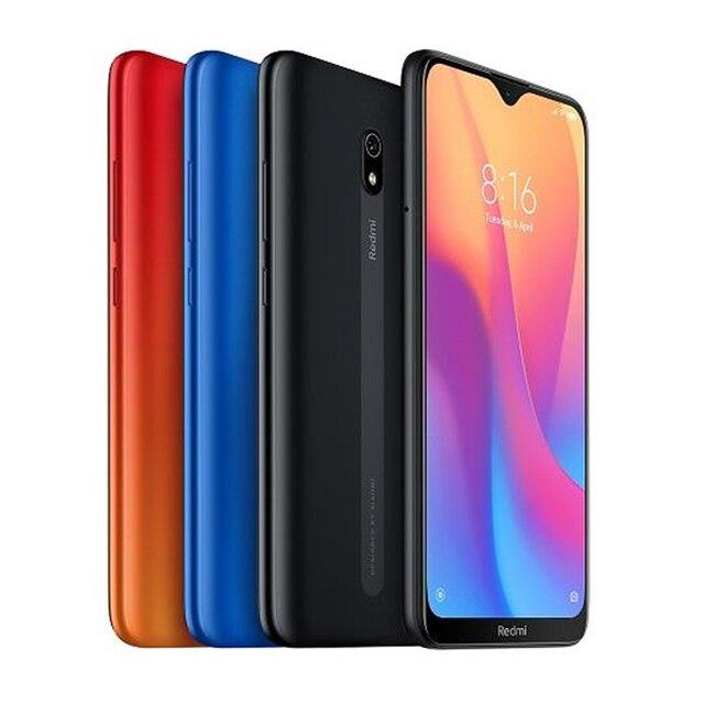 """Global ROM Xiaomi Redmi 8A 8 A 32GB ROM 3GB RAM Mobile Phone Snapdragon 439 Octa Core 6.22"""" 5000mAh 12MP Camera Smartphone"""