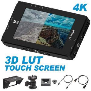Image 1 - Fotga DP500IIIS A70TL 7 дюймовый сенсорный экран, FHD IPS видео на камере, полевой монитор 3D LUT 1920x1080,4K HDMI