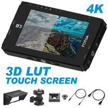 Fotga DP500IIIS A70TL 7 Pollici Touch Dello Schermo di FHD IPS Video On Field Camera Monitor 3D LUT 1920x1080,4K HDMI
