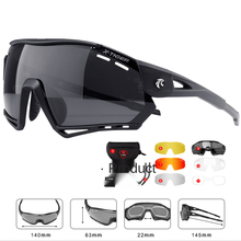 X-Tiger Cycling Glasses Polarized Sports Men's Cycling Sunglasses Mountain Bicycle Glasses MTB Protection Cycling Goggle Eyewear