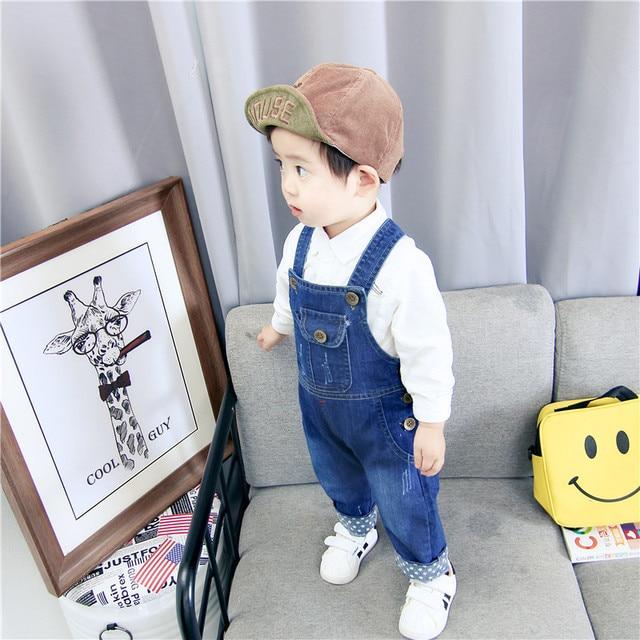 Fashion Cartoon Print Cotton Pants for Baby Girls 6