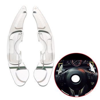Auto Pomello Del Cambio DSG Paddle Shifter Estensione Volante Fit Per Mazda 3 6 CX3 CX4 CX5 MX5 Accessori