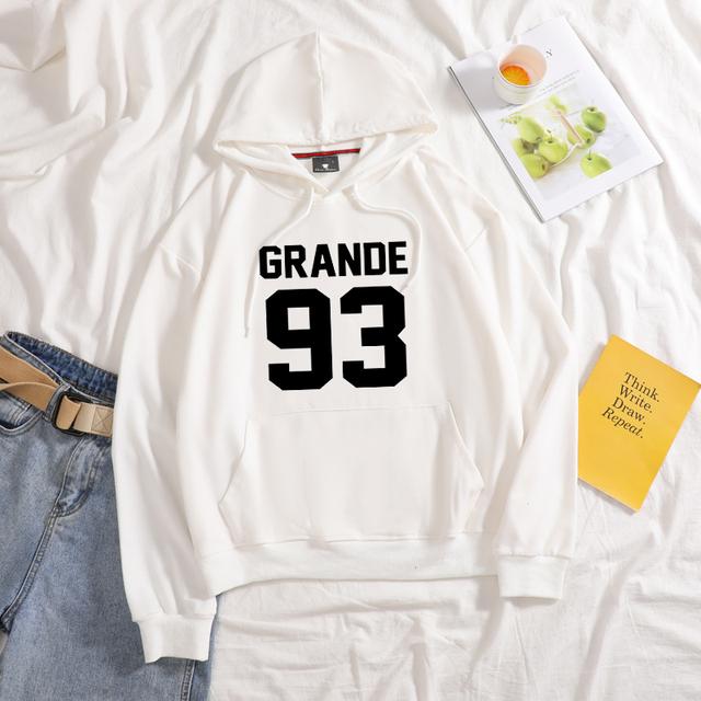 ARIANA GRANDE 93 HOODIE (7 VARIAN)