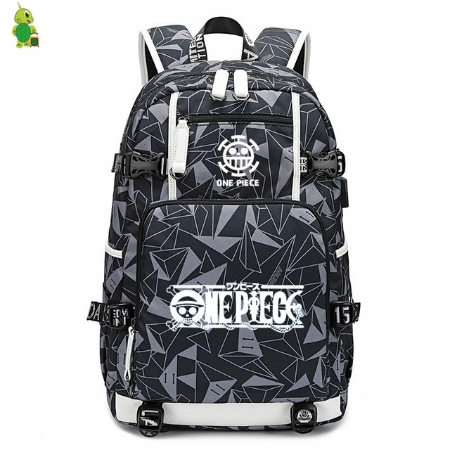 Roronoa Zoro School Backpack for Girls and Boys Laptop Bag Sports Traveling Daypack 16 x 11.5 x 8 in
