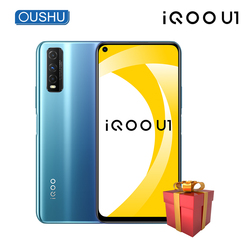 Смартфон vivo IQOO U1, 4G, Snapdragon 720G, тройная задняя камера 48 МП, 4500 мАч, 18 Вт, 6,53 дюйма