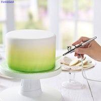 New Candy Biscuit Painting Machine Cake Pigment Airbrush Portable Airbrush Gun Airbrush Starter Kit for Cake Decoration