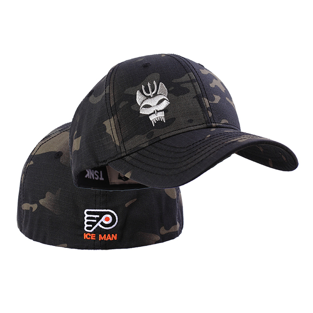 STBB Sports Cap Mens and Womens Military Enthusiasts Seal Team Tactical Baseball Cap Snapback Stretchable Hat Running//Fishing M Multicam