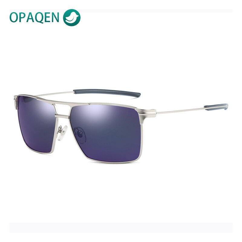 OPAQEN Men's Sunglasses TAC Fashion Lens Luxury Vintage Glasses Vacation Sun Glasses UV400 Polarized Eyewear For Men And Women