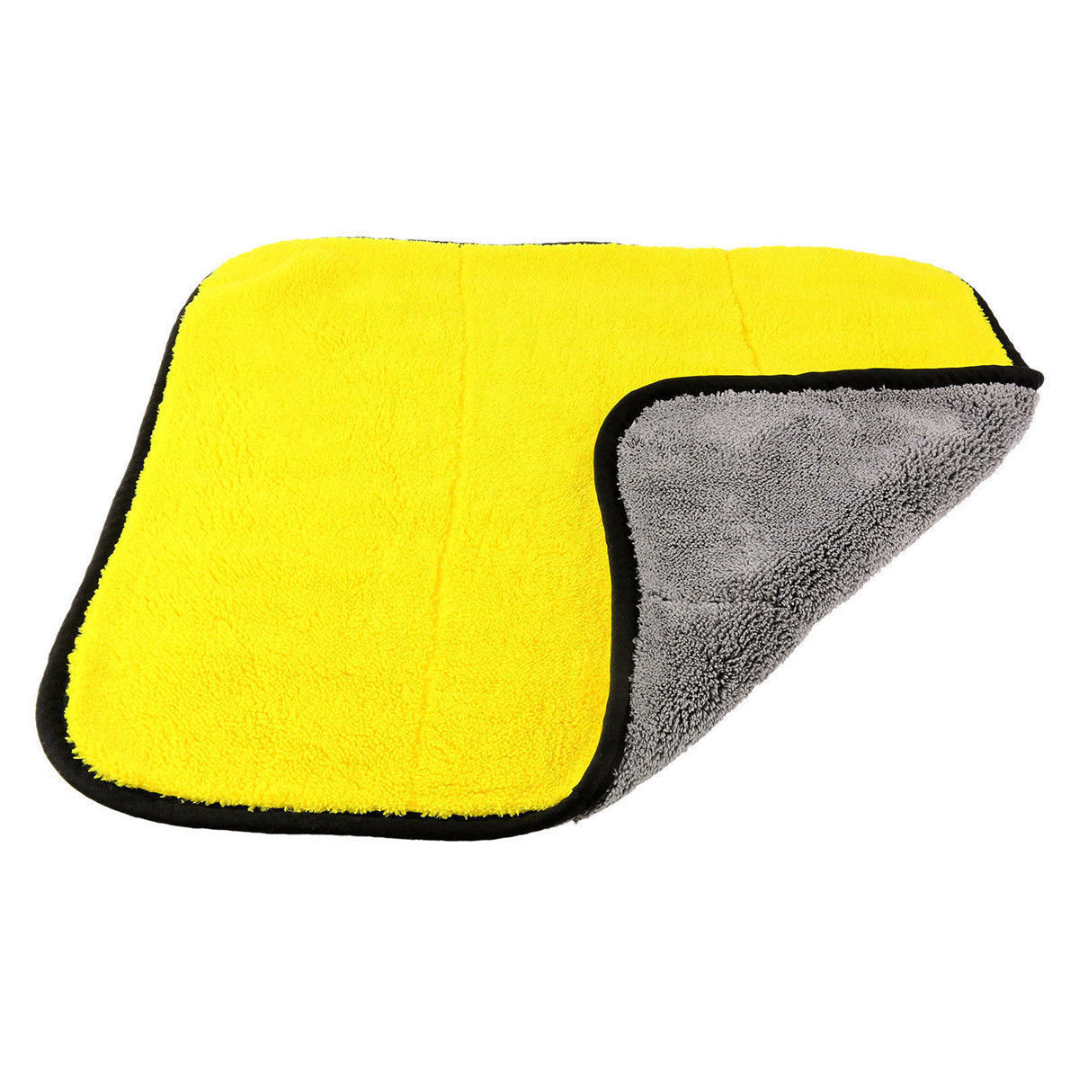 Microfiber Cleaning Cloth Bathing Towel Set RagCar Polishing NoScratch Detailing