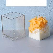 1 шт Ароматизированная свеча ручной работы форма для свечей