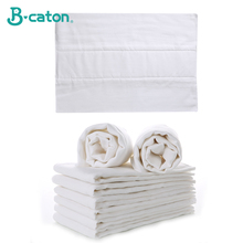 Baby Diaper Cotton Cloth Diapers Reusable Washable 100% Cotton 6-Layer Gauze Thickening Built-In Absorbent Cotton Enlarge Size reusable baby gauze diapers cloth breathable printed diaper inserts 1piece 10 layer 100