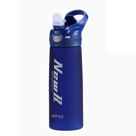 2019 new style Fitness Sport Shaker Bottle For Water Cup High Quality Student Summer Portable Drinkware Tritan Plastic 750/600ML Multan