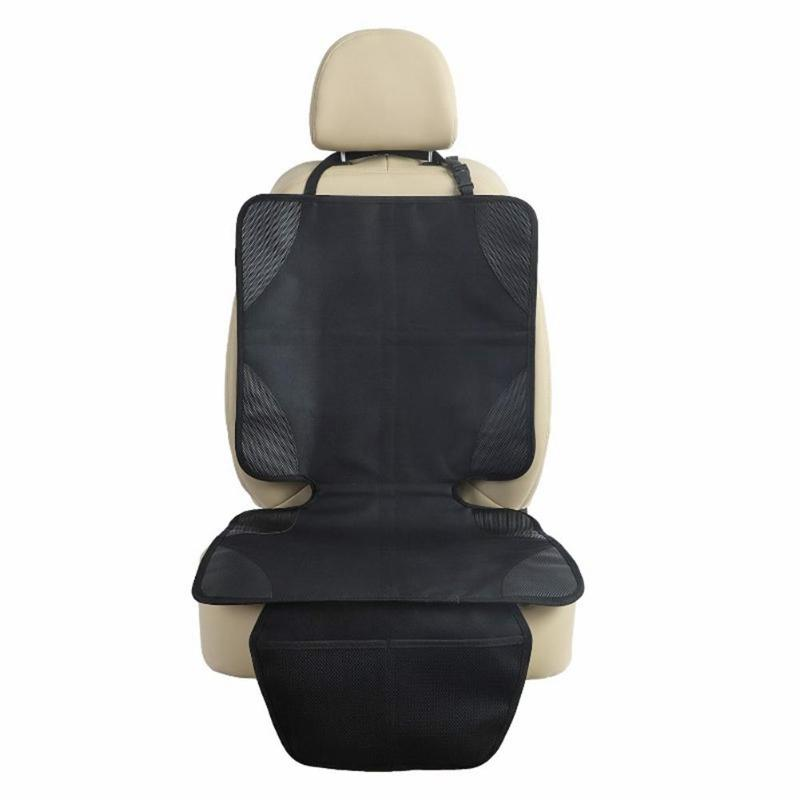 Durable Anti Slip Car Seat Cover Seat Cover Safety Material Mat Avoid Scratches Car Chair Accessories For Children Parts