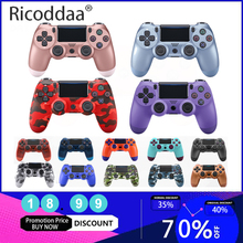Wireless Controller For PS4 Game System Bluetooth 4.0 D Joystick Gamepads For PlayStation 4 PS4