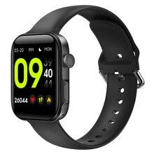 Умные часы для телефонов на базе Android и iOS, в течение всего дня монитор активности и смарт-браслет с точный монитор сердечного ритма во время ...