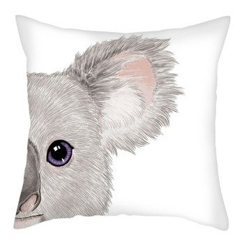 Adorable Koala Cushion Cover