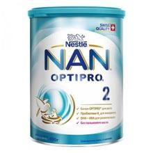 Молочная смесь NAN 2 Optipro с 6 мес 400 гр