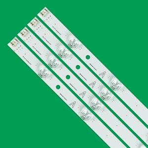"""Image 2 - 8 pièces/ensemble nouvelle bande de rétro éclairage LED pour LG 47LB650 47LB630 innotek DRT 3.0 47 """"A b type 6916L 1961A 6916L 1962A"""