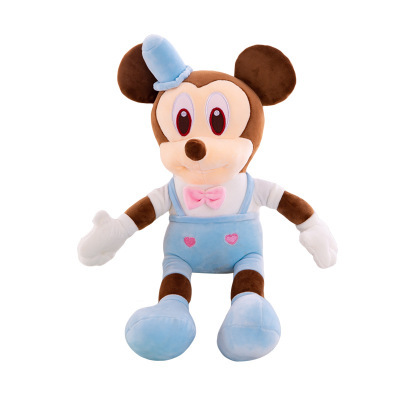 50-85cm New Minnie Mouse Stuffed Animals Toy Cute Minnie Dolls Cartoon Mickey Mouse Plush Toys for Boys Girls Christmas Gift