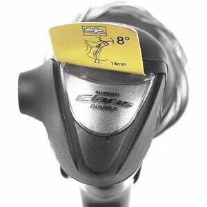 Image 5 - Shimano Claris 2400 STi 2x8 vitesses STi route gauche droite DOUBLE leviers de vélo de route 2400 manette de vitesse