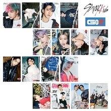 Stray Kids Lomo-Card Kpop Album Fans-Collection New for Go-Live 16pcs/Set
