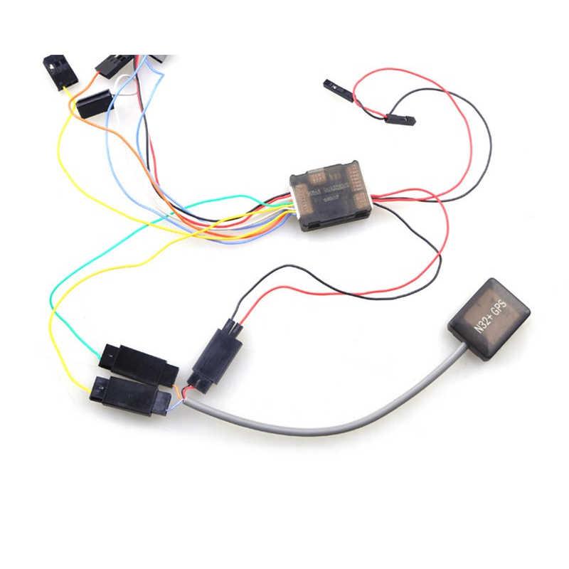 1 sztuk Ultra Mini GPS Ublox serii 7 po NZ N32 GPS dla OPLink CC3D rewolucji NAZE32 10DOF Flip32 data data powrotu (sterownik sterownik kontroler