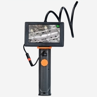 4.3 Inch Monitor /WIFI 2MP 720P Handheld Endoscope 4X Zoom Wireless Inspection Borescope Camera