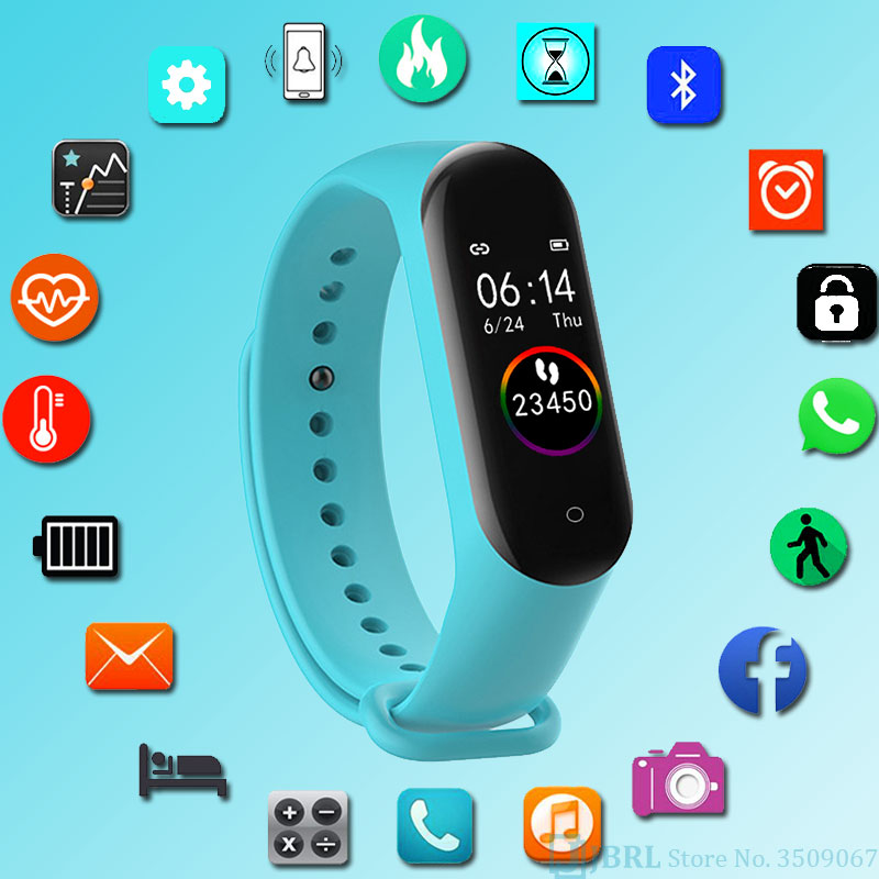 Sport Watch Children Kids Watches For Girls Boys  Wrist Watch Student Clock Electronic LED Digital Child Wristwatch With Gifts