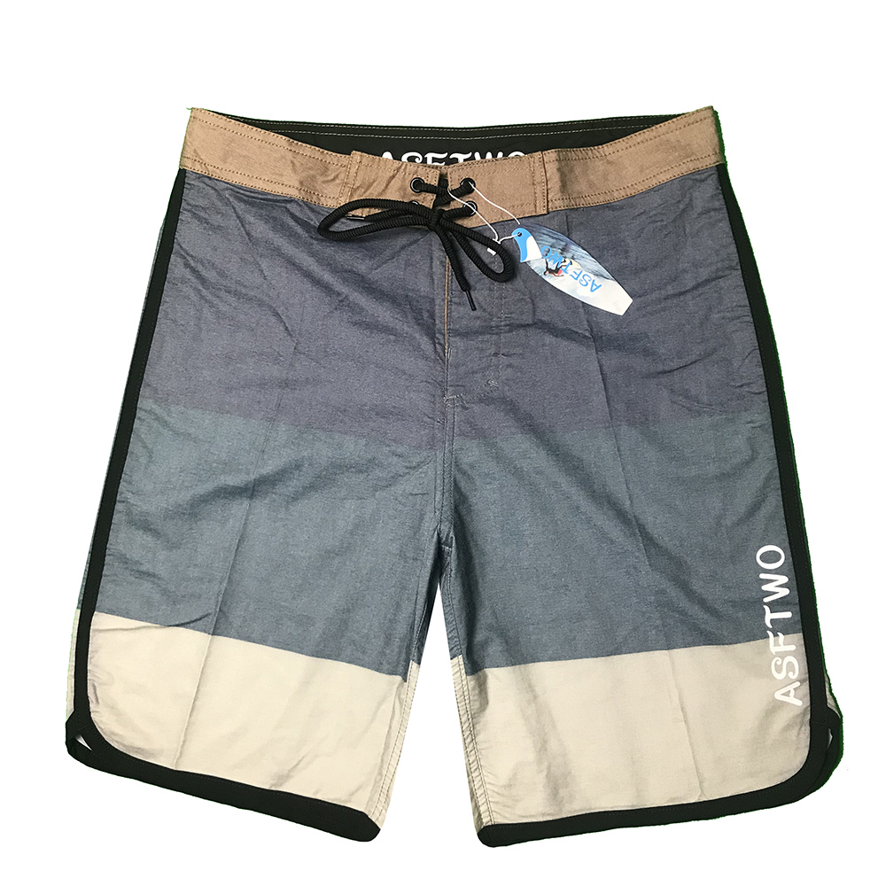 Brand New Striped Bandage Beachwear Mens Beach Shorts Boardshorts Plus Size Quick Dry Swimwear Pocket Surffing Shorts