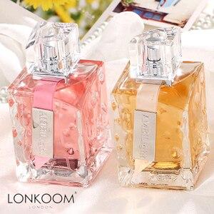 LONKOOM Original Marke EDP frauen parfüm Ploral-fruchtigen Aroma Eau De Parfum Lange Anhaltende Düfte Spray 100ml