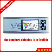 WF28 D65 measuring light source Color Analyzer Precise Digital Colorimeter with 8mm Color Difference Meter Tester