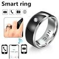 Многофункциональное умное кольцо NFC для всех технологий Android, умное Пальчиковое цифровое кольцо для пальцев, носимое умное соединение