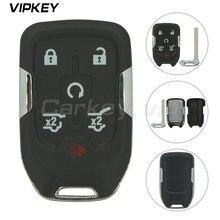 Remotekey 1551a 1aa сменный корпус ключа чехол с 6 кнопками