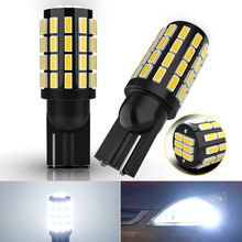 T10 светодиодный Canbus лампы W5W 168 194 просвет парковка светильник 12v для Audi A6 C5 C6 C7 A3 8P 8V A4 B5 B6 B7 B8 A5 A7 A8 Q3 Q5 Q7 TT R8