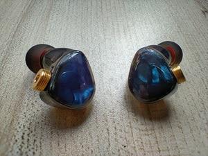 Image 3 - Senfer KP520 ii低音樹脂3Dで耳イヤホンdj hifiモニターmmcx銀W80 W60 W40 IE80S k3003 XBA3 UM50