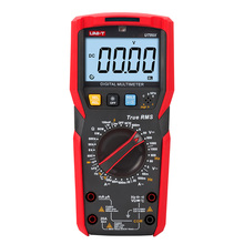 UNI-T UT89X True RMS Digital Multimeter DC/AC Current Voltage Ammeter Voltmeter NCV/Capacitor/Triode/Temperature Tester