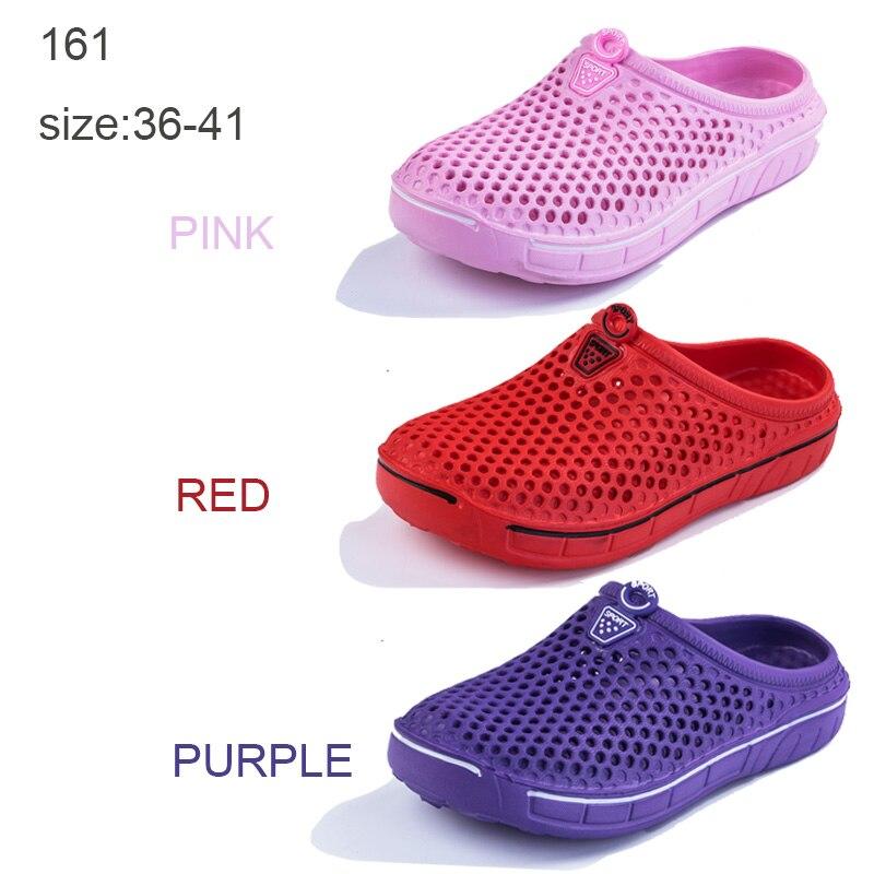 Купить туфли сабо для сада мужчин быстросохнущие летние пляжные тапки
