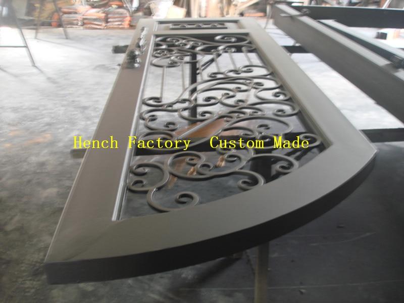 Shanghai Hench Brand China Factory 100% Custom Made Sale Australia Iron Safety Door Price