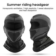 Breathable Cycling Mask For The Face Men Outdoor Hiking Scarf Sunscreen Mask cycling Ice Face Mask Reusable Bicycle equipment
