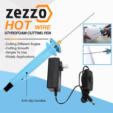 Hot Wire Styrofoam Cutting Pen Electric Foam Cutter Portable Styrofoam Cutting Tools Styrofoam Cutting DIY Hand Tools