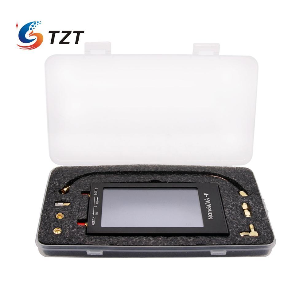 "NanoVNA 50KHz-1000MHz HF VHF UHF VNA Vector Network Analyzer 4.3/"" LCD Display"