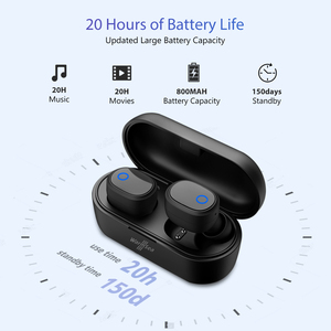 Image 4 - Wireless Earbuds Bluetooth Earphone TWS 5.0 Headphones Sport Headset Microphone for IPhone Huawei XiaoMi Airdots Samsung Android