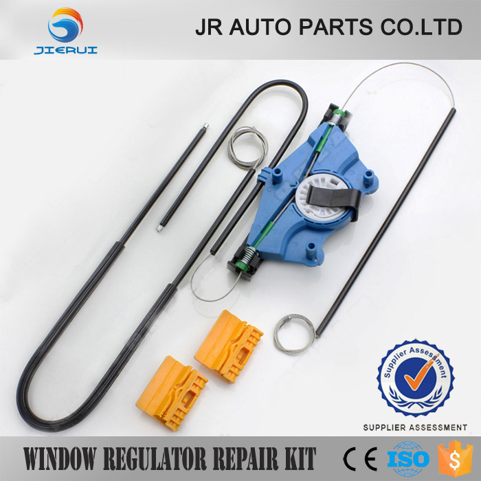 DR For Volkswagen VW Touareg Front Right 4/5 - Doors 2003-2010 Electrical Window Regulator Repair Kit 7L0837462 / 7L0837462D