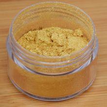 5 г съедобный блестящий золотой серебряный порошок для украшения пищевых тортов печенья выпечки питания 72XF
