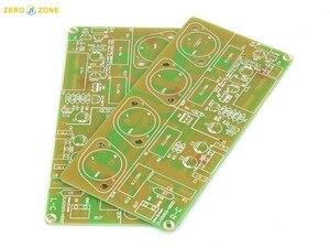 Image 4 - ZEROZONE 1 paio (2 pezzi) scheda PCB per HOOD JLH2003 oro sigillato tubo scheda amplificatore di potenza (2 schede)