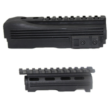 Hunting Airsoft Tactical AK 74 Strikeforce Polymer Handguard Upper Lower Picatinny Series Rifle Gun Accessories