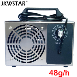 220V 48g/h  O3 Ozone Generator 28g/h Ozonator machine air purifier Air Cleaner deodorizer  with Timing Switch