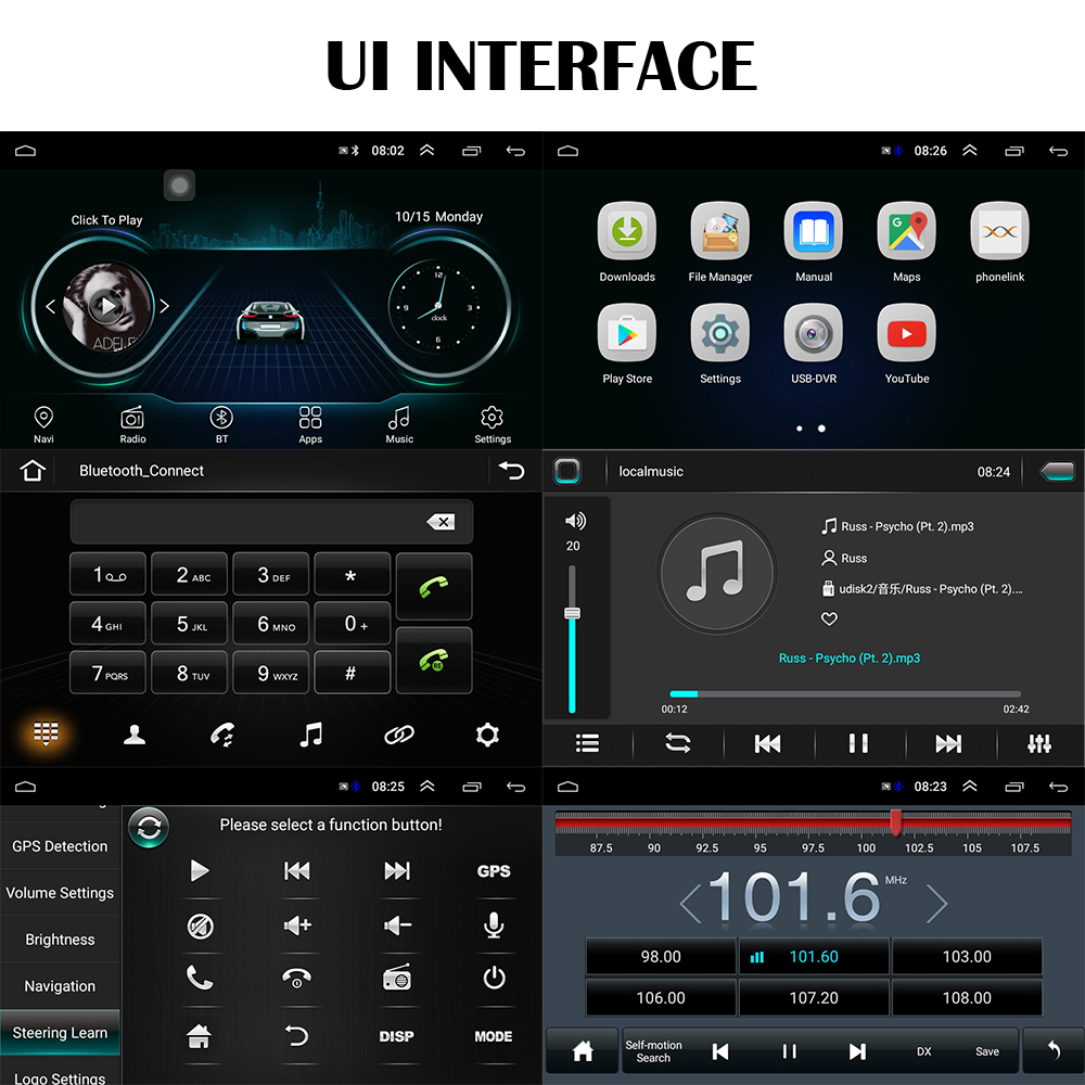 Q3189-UI界面