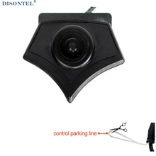 IP68 مقاوم للماء HD كاميرا الرؤية الأمامية وقوف السيارات شعار لمازدا GH CX5 CX7 CX9 مازدا 2 3 5 6 8 (وليس عكس الكاميرا)
