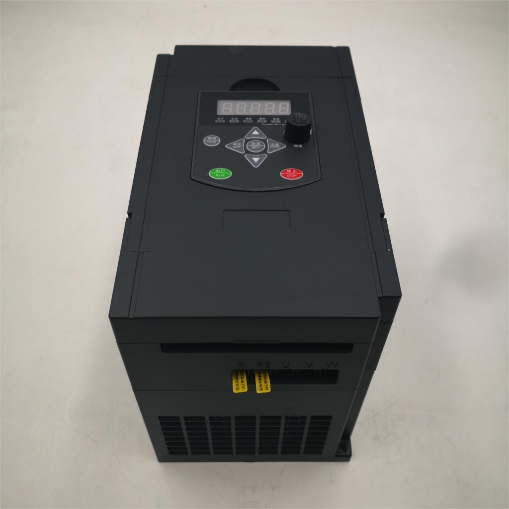 Vector AC 380V 5.5KW Variable Frequency Drive 3-Phase Speed Controller Inverter <font><b>Motor</b></font> VFD Inverter Frequency Converter Shiyan image